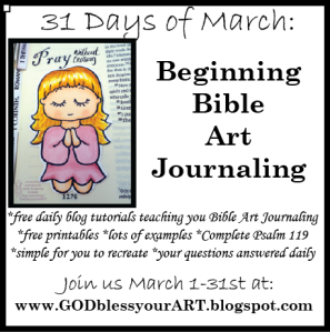 31 Days of March 2015