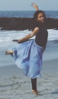 HIllsong Oceans Dancer