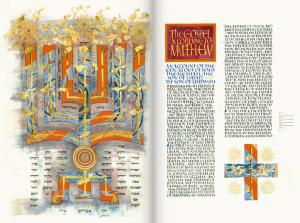 St Johns Bible