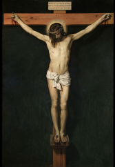 Cristo crucificado  by Diego Velázquez 1632