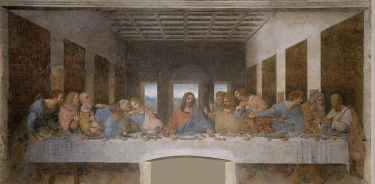 The Last Supper Leonardo Da Vinci 1494-1498