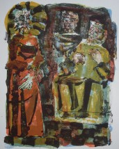 Le Septiesme Texte Paul Alzpiri 1960