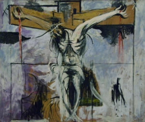 Study for Crucifixion Graham Sutherland 1947