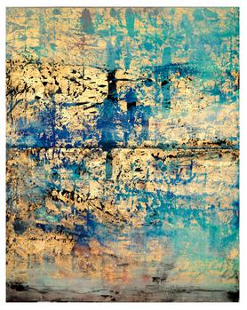 """Golden Sea"" by Makoto Fujimura, 2011."