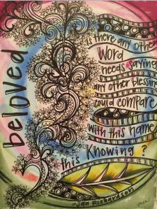 Beloved  (c) 2015 Vonda Drees