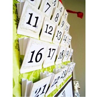 S x advent calendar