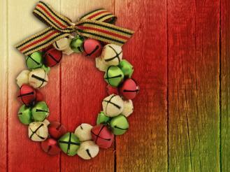 S x wreath